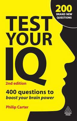 کتاب الکترونیکی Test Your IQ