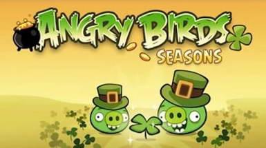 بازی پرندگان عصبانی
