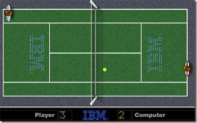 بازی تنیس آنلاین